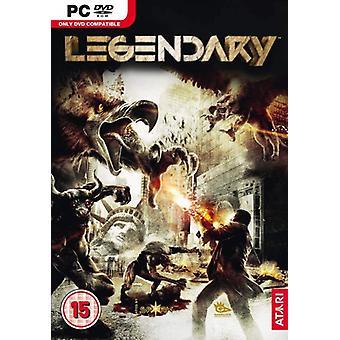 Legendary (PC CD)