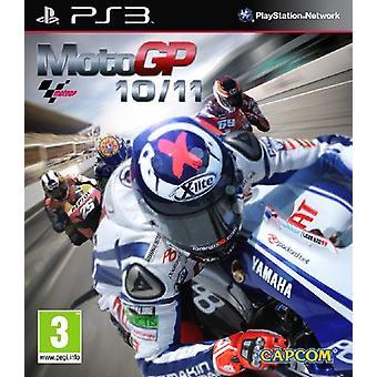 Moto GP 1011 (PS3)
