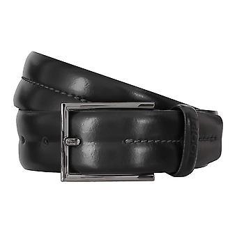 JOOP! Belter menn belter leather belte black 4702