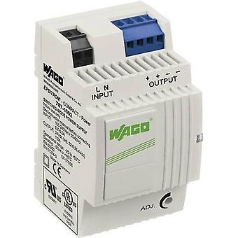 WAGO EPSITRON® COMPACT POWER 787-1002 Rail mounted PSU (DIN) 24 Vdc 1.3 A 31.2 W 2 x