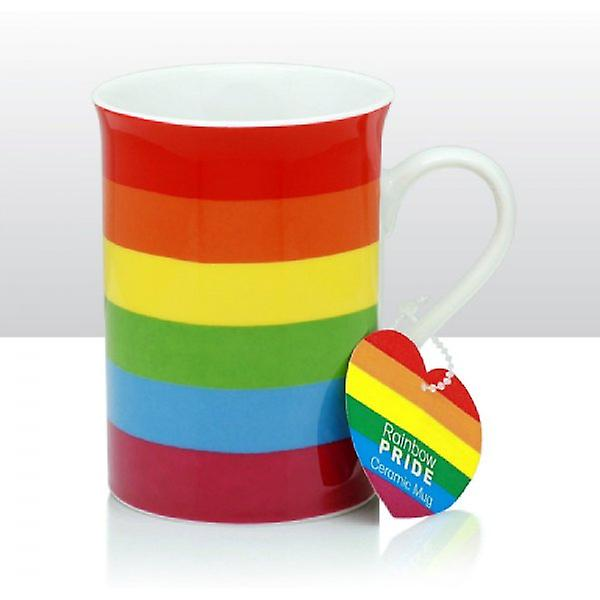 Union Jack Mug Rainbow Gay Pride Porter mN8nwOv0