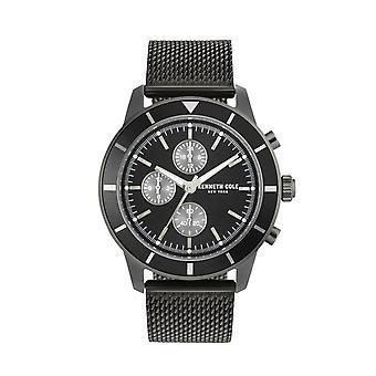 Kenneth Cole New York men's watch wristwatch stainless steel KC50573002