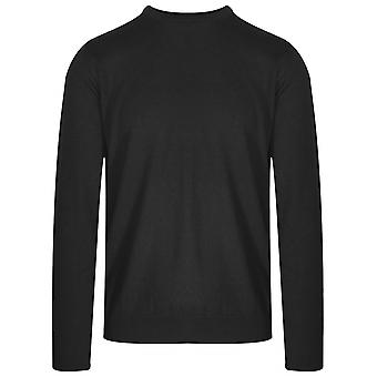 Lagerfeld Lagerfeld Grey Knitted Wool Jumper