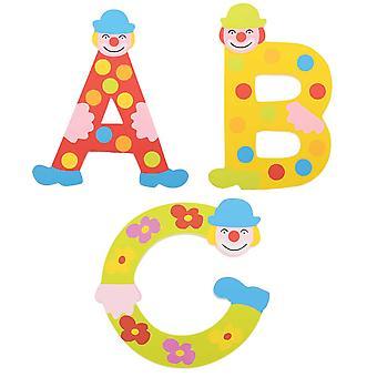 Tatiri Crazy Clown Letters