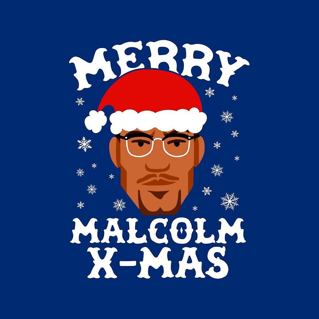 Frohe Weihnachten Männer Bilder.Malcolm X Mas Frohe Weihnachten Männer Varsity Jacket