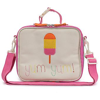 Pink Lining Child Lunch Box