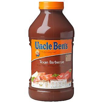 Uncle Bens Texan BBQ Sauce