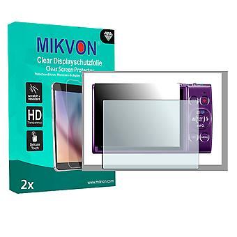 Canon PowerShot ELPH 360 HS Screen Protector - Mikvon Clear (Retail Package with accessories)