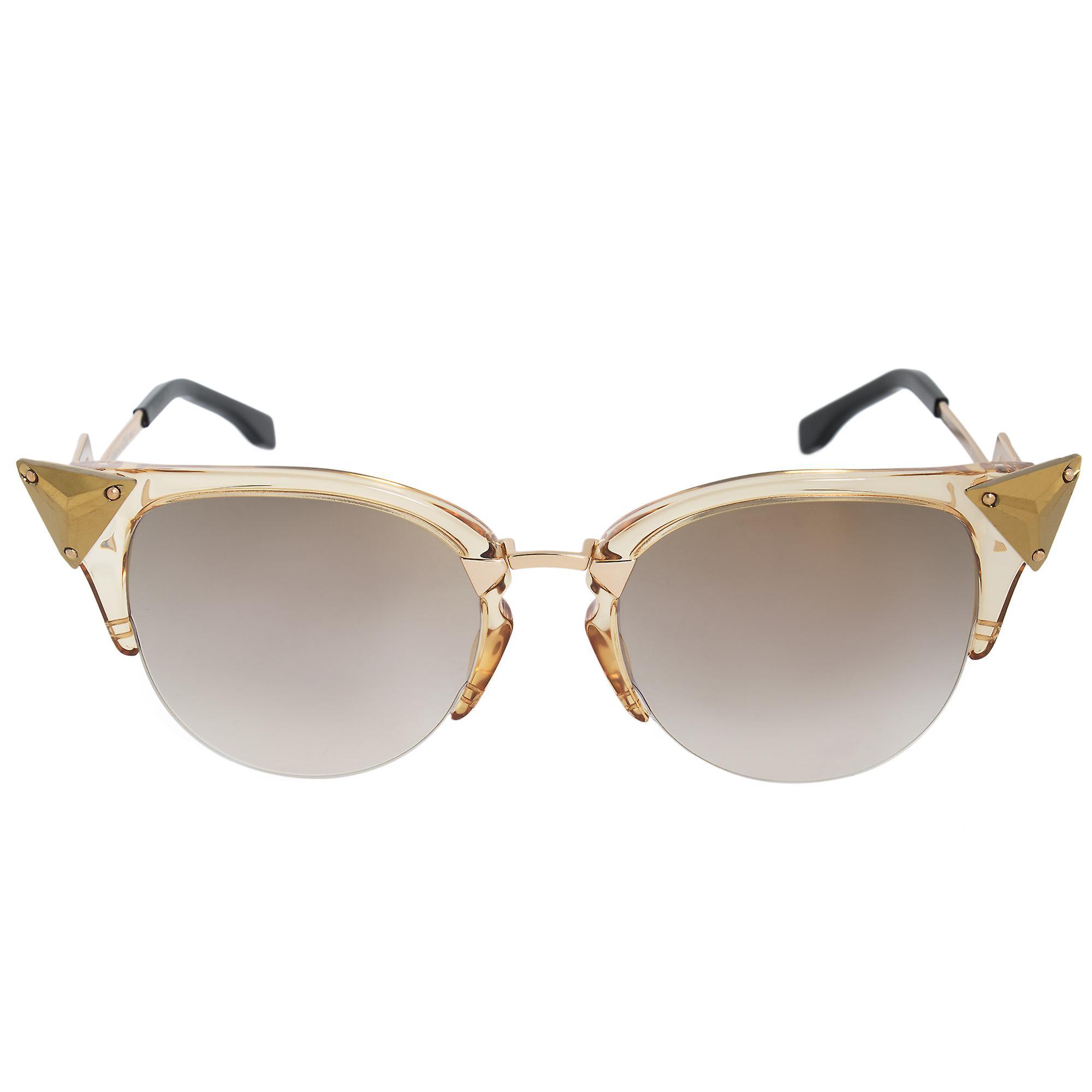 Fendi Iridia Cat Eye lunettes de soleil FF0041S 27L FQ 52