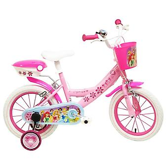 Bicycle Girl 14.0 inch Disney Princesses