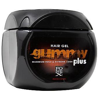 Gummy mannen haargel, maximale Hold Extreme kijken Plus, 23,5