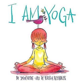 Je suis Yoga par Susan Verde - livre 9781419726972