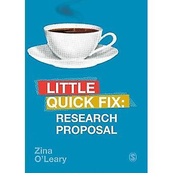 Propuesta de investigación - poco Quick Fix por propuesta de investigación - poco Quic