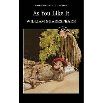 As You Like it (New edition) by William Shakespeare - Cedric Watts -