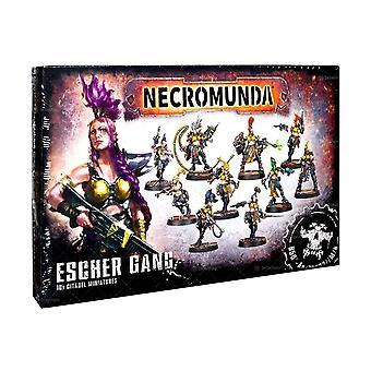 ゲーム ショップ Necromunda エッシャー ギャング