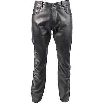 Richa Black Classic X Motorcycle Jeans