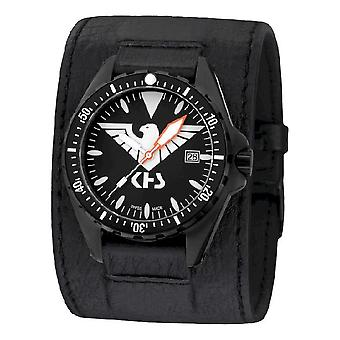 KHS MissionTimer 3 mens watch watches Eagle one KHS. MTHS. LK