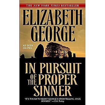Dans la poursuite du bon pécheur