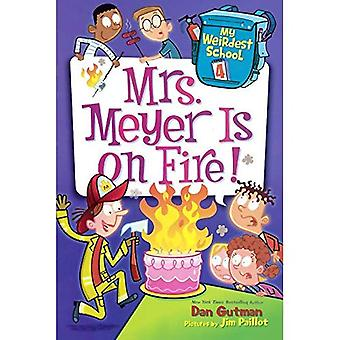Mrs. Meyer Is on Fire! (My Weirdest School)