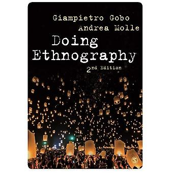 Doing Ethnography (Introducing�Qualitative Methods Series)