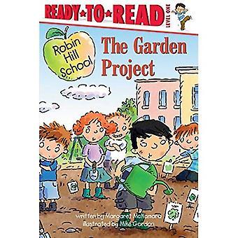 Le projet de jardin