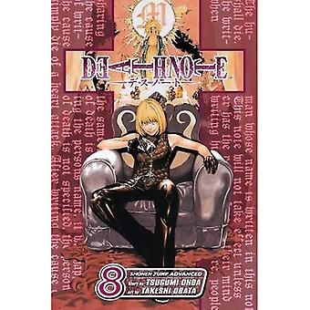 Death Note: v. 8 (Death Note)