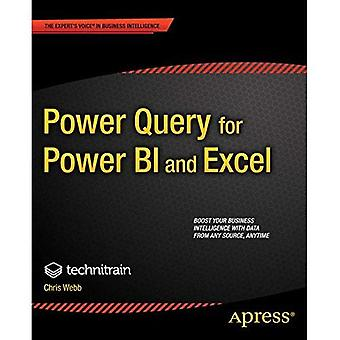 Power Query for Power BI and Excel