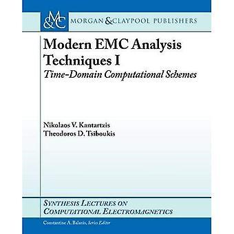 Time-Domain Modeling Modern Emc Compu