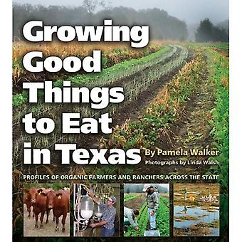 Growing Good Things to Eat in Texas: Profiles of Organic Farmers and Ranchers Across the State (Texas A.& M.University Agriculture Series)