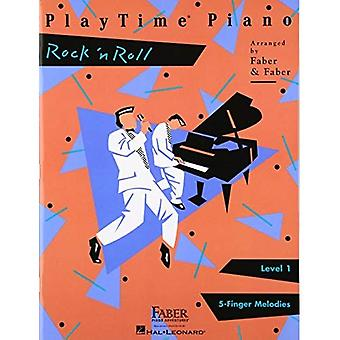 Playtime Piano: Rock N' Roll, Level 1