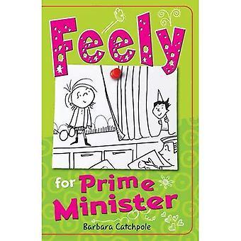 Feely für Premierminister (Feely Tonks)
