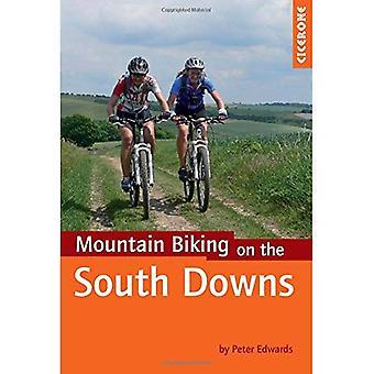 Vélo de montagne sur les South Downs