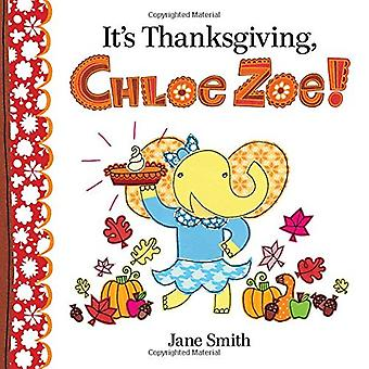 It's Thanksgiving, Chloe Zoe! (Chloe Zoe)