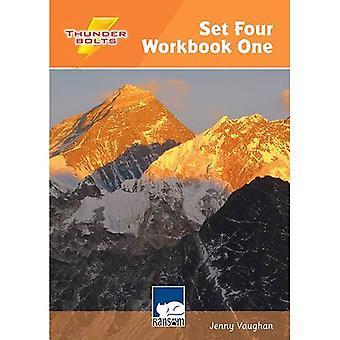 Thunderbolts Set 4 Workbook� 1 (Thunderbolts)