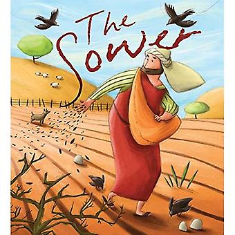 My First Bible Stories (Stories Jesus Told): The Sower (My First Bible Stories)