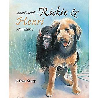 Rickie & Henri : A True� Story (Minedition Classic)