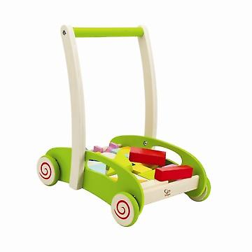 HAPE Block and Roll Walker E0371