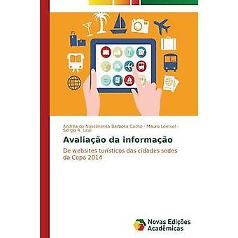 Avaliao da informao por Nascimento Barbosa Cacho Andra