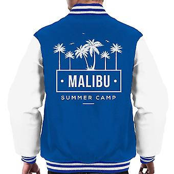 Malibu Summer Camp Men's Varsity Jacket