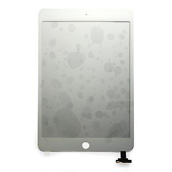 Apple iPad Mini blanco compatible con digitalizador Touch Screen