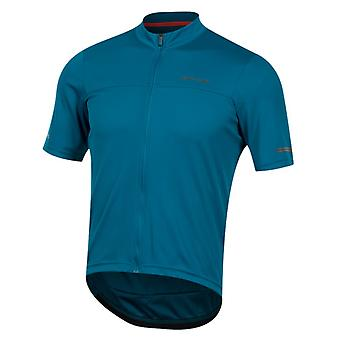 Pearl Izumi Teal Tempo Short Sleeved Cycling Jersey