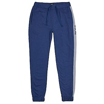 Hugo Boss Cotton Navy Bottoms