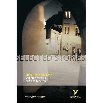 York Notes om Charles Dickens: utvalda berättelser (A Christmas Carol, signal mannen, den fattiga relationens Story)