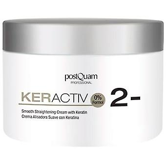 Postquam Soft Straightening Cream With Keratin 200 ml (Hair care , Styling products)
