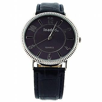 Loaded Purple Dial Navy Strap Ladies Casual Watch LDD82B