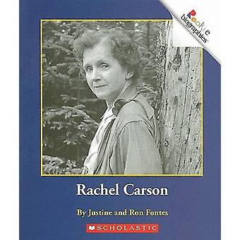Rachel Carson by Justine Fontes - Ron Fontes - 9780516268194 Book