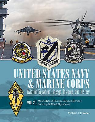 United States Navy and Marine Corps Aviation Squadron Lineage - Insig