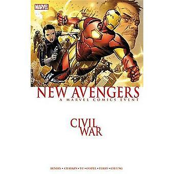 Civil War New Avengers by Brian Michael Bendis - Howard Chaykin - Oli