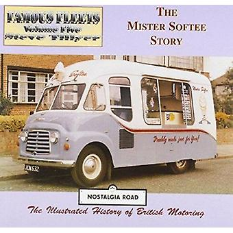 The Mr Softee Story by Steve Tillyer - 9781903016138 Book