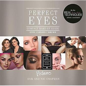 Perfect Eyes - Compact Make-Up Guide for Eyes - Lashes and Brows by Pi